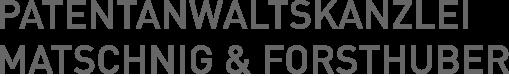 Matschnig & Forsthuber Patentanwälte Logo